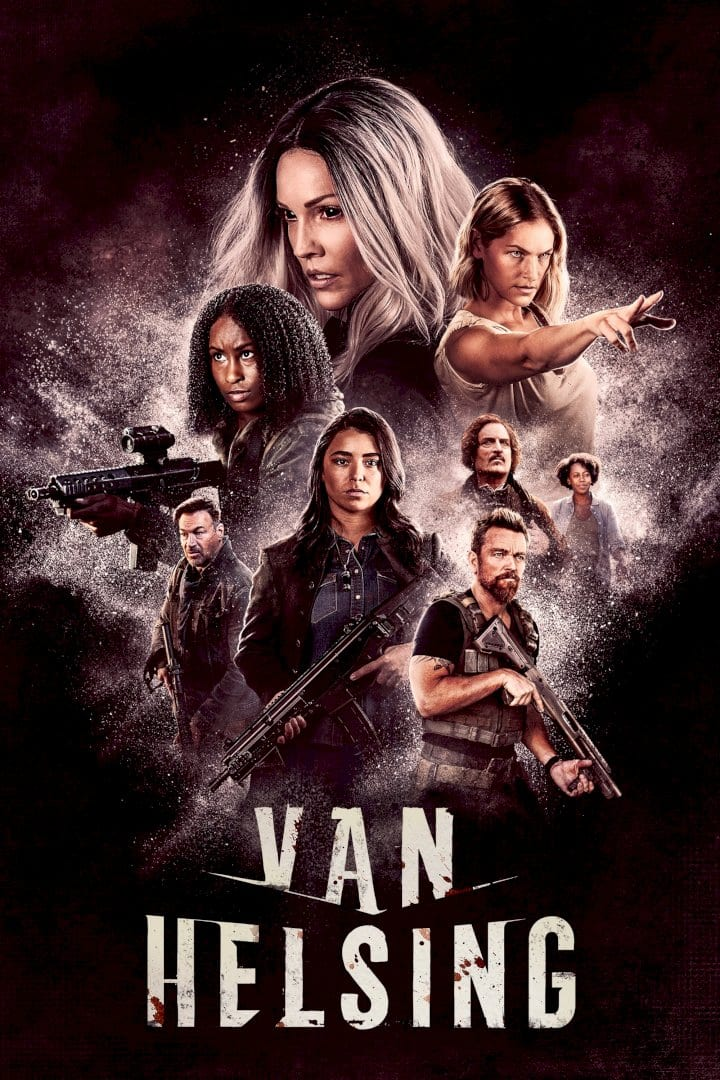 TV Series: Van Helsing Season 5 Episode 1 (S05E01)