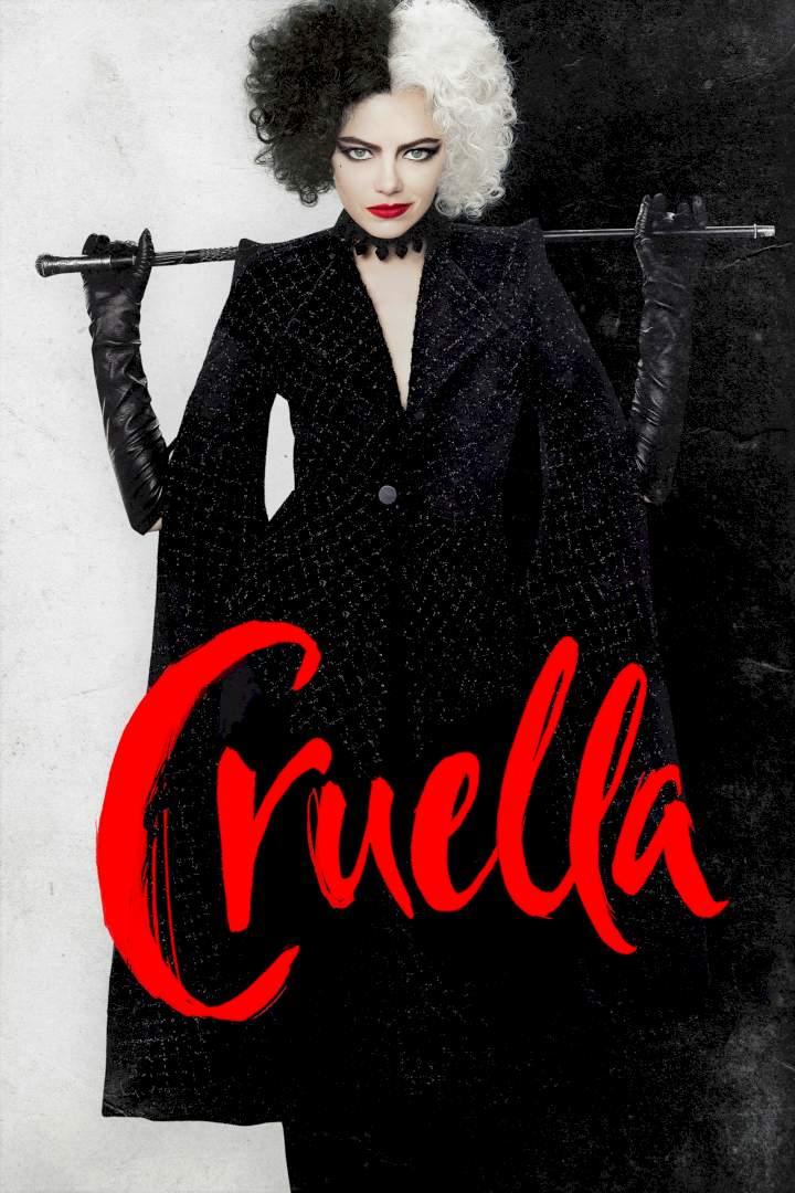 Movie: Cruella (2021) | Mp4 Download