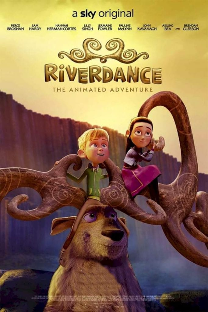 Riverdance: The Animated Adventure (2021)   Mp4 Download