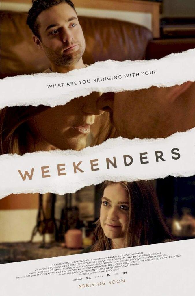 Weekenders (2021) Hollywood Movie   Mp4 Download