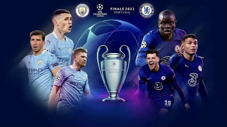 STREAM LIVE: Manchester City Vs Chelsea | Uefa Champions League Final [Watch Now]