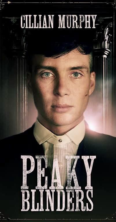 TV Series: Peaky Blinders Season 1 - 5 (Complete)