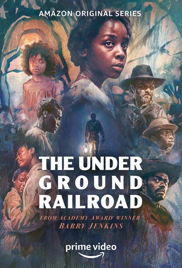 TV Series: The Underground Railroad Season 1 Episode 1 – 10