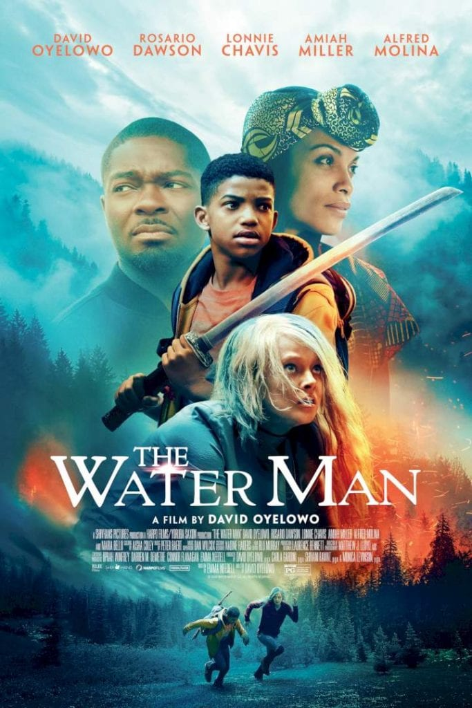 Movie: The Water Man (2021)   Mp4 Download