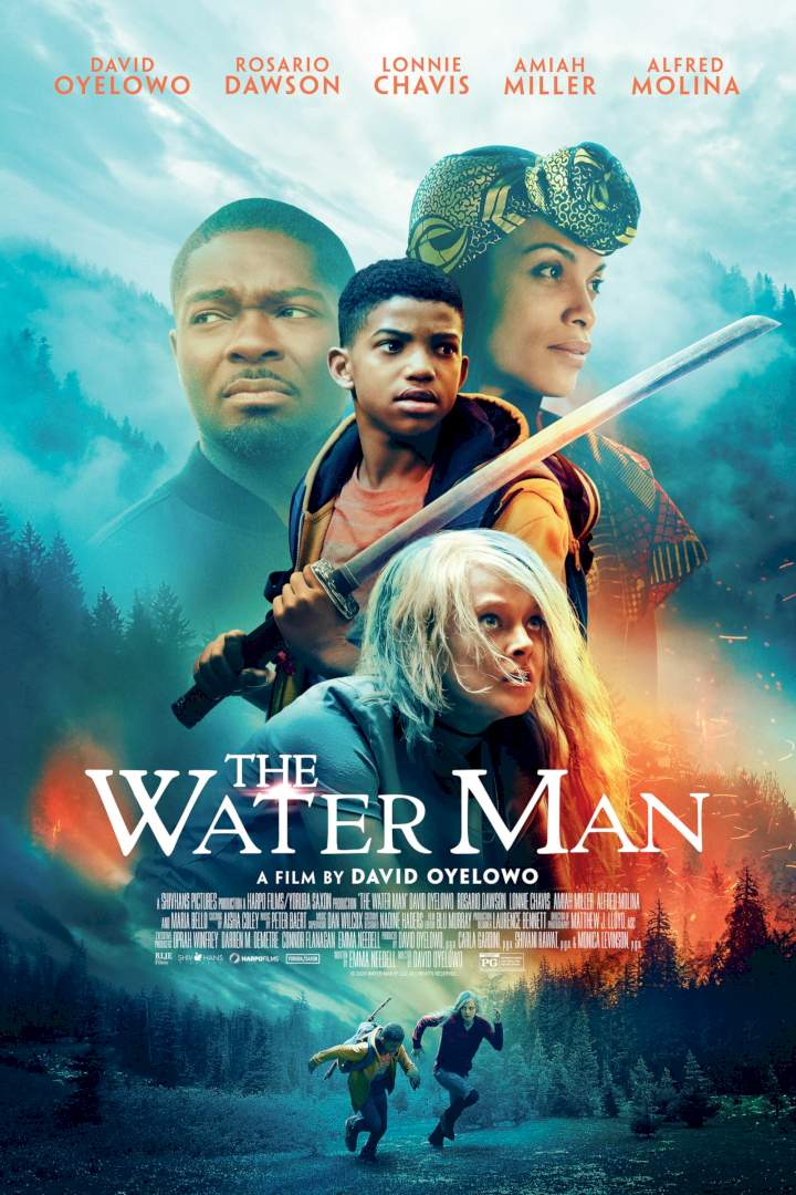 Movie: The Water Man (2021) | Mp4 Download