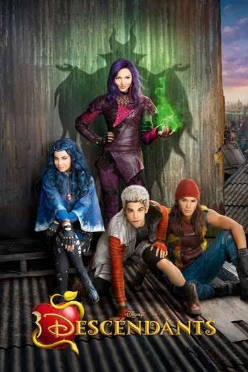 Descendants 1 & 2 Full Hollywood Movie