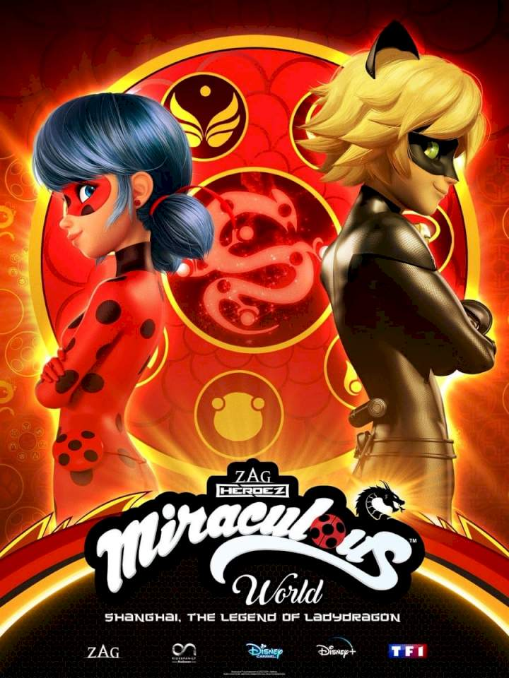 Miraculous World: Shanghai - The Legend of Ladydragon (2021) | Mp4 Download