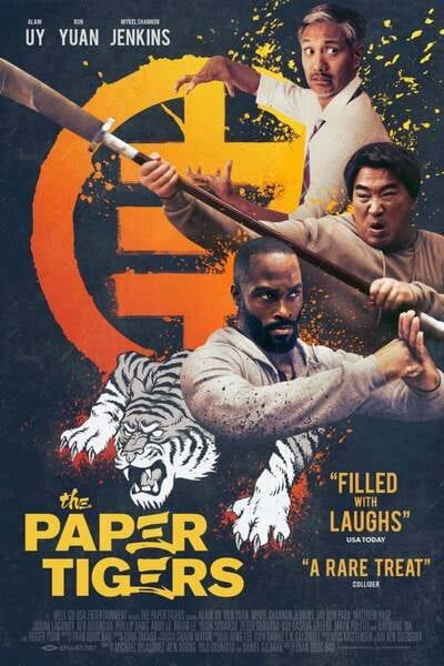 The Paper Tigers (2020) Full Hollywood Movie