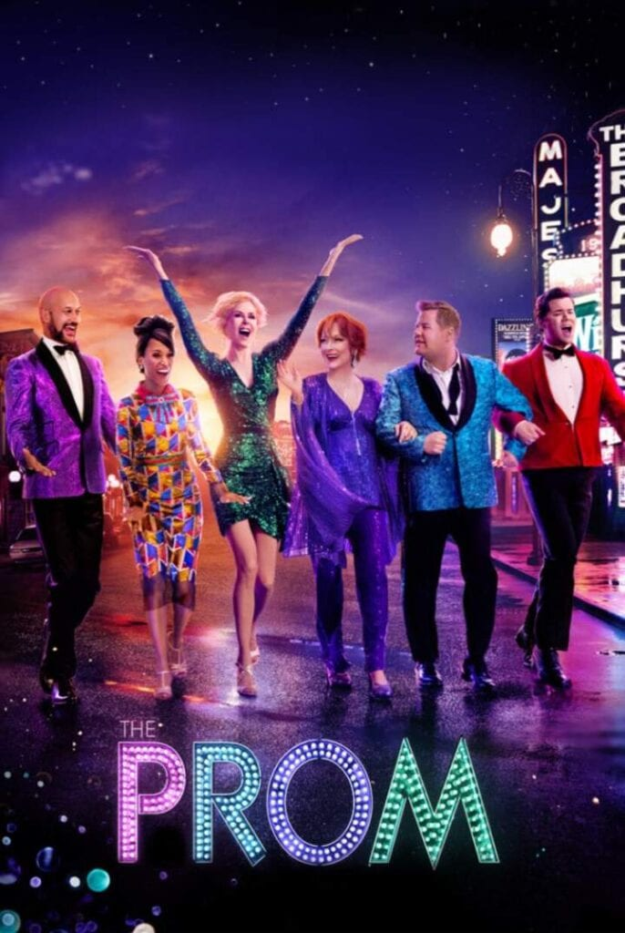 The Prom (2020) Full Hollywood Movie