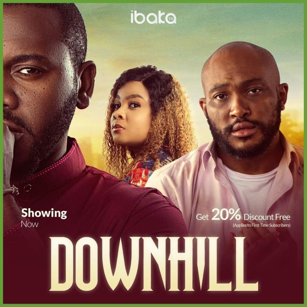 Downhill Full Nollywood Movie