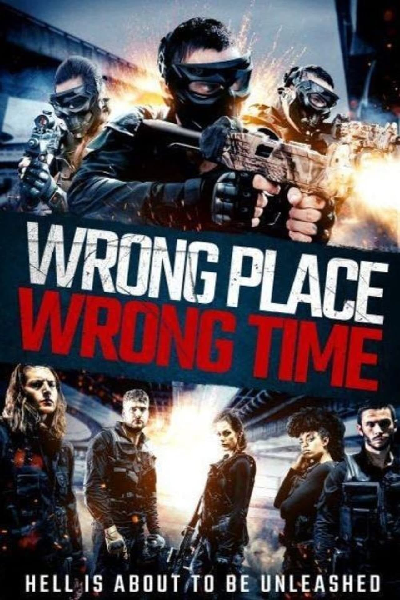 Wrong Place Wrong Time (2021) Full Hollywood Movie
