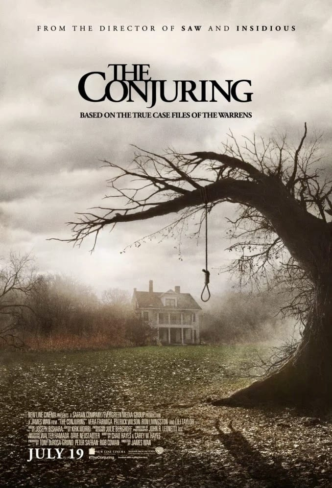 The Conjuring (2013) – Full Hollywood Movie