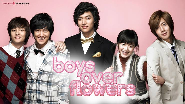 Boys Over Flowers Season 1 Episode 1 - 25 Complete (Korean Drama)