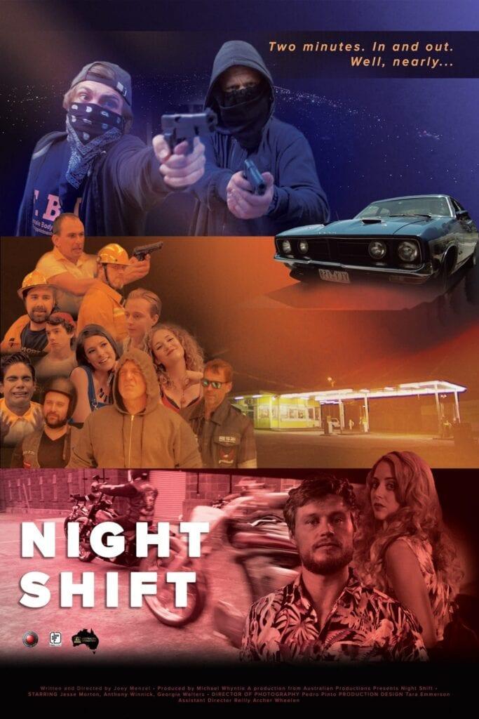 Night Shift (2021) Full Hollywood Movie