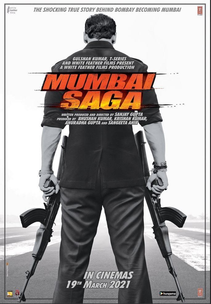Mumbai Saga (2021) – Bollywood Movie   Mp4 Download