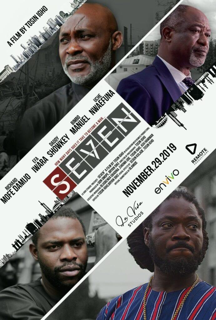 Seven – Nollywood Movie   Mp4 Download