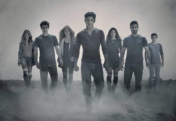 TV Series: Teen Wolf Season 1 - 7 (Complete)