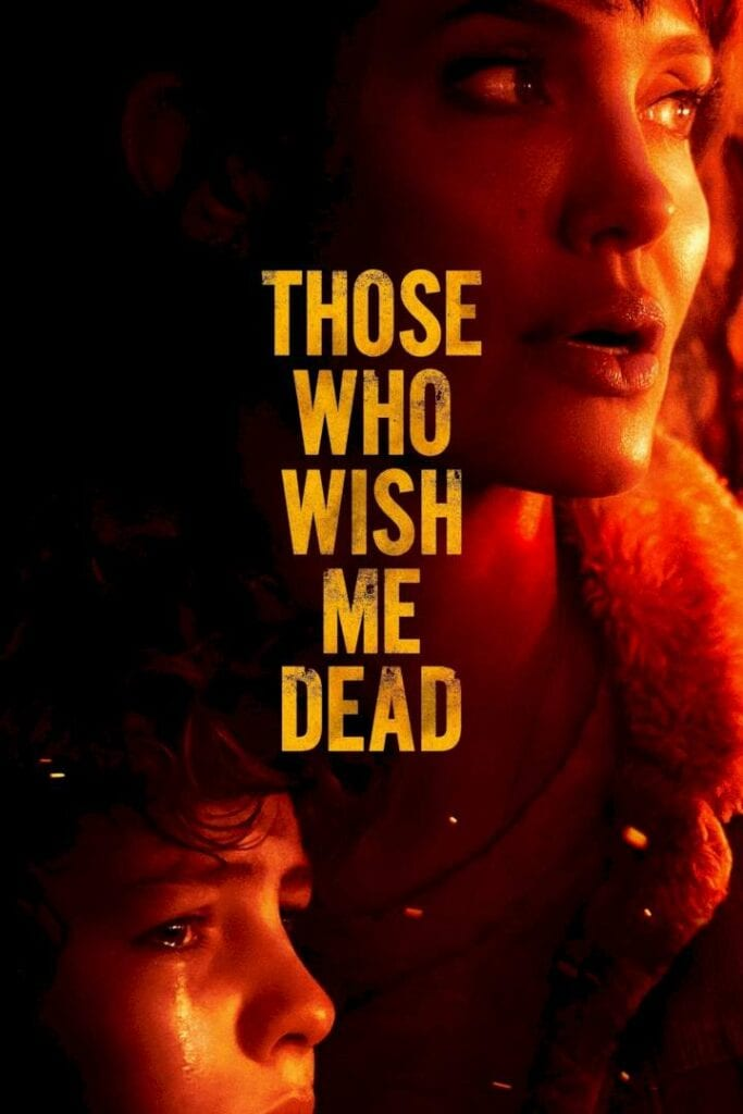 Those Who Wish Me Dead (2021) Full Hollywood Movie