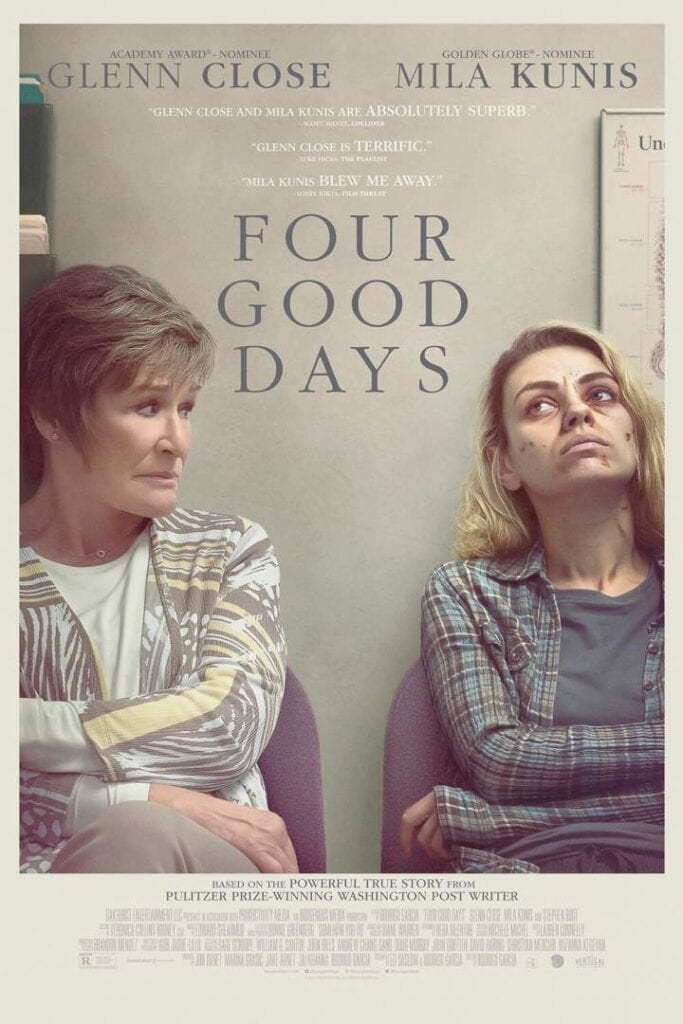 Movie: Four Good Days (2020)   Mp4 Download