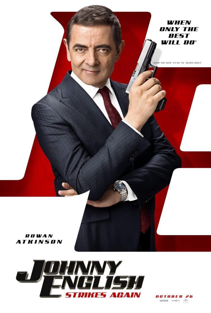 Movie: Johnny English Strikes Again (2018) | Mp4 Download