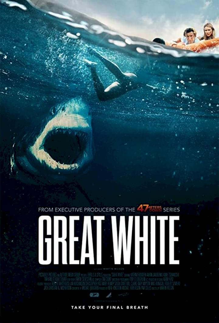 Great White (2021) Full Hollywood Movie