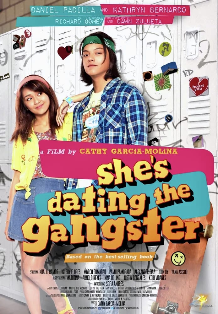 She's Dating the Gangster (2014) Full Filipino Movie