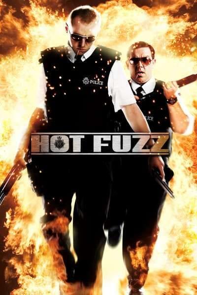 Hot Fuzz (2007) Full Hollywood Movie
