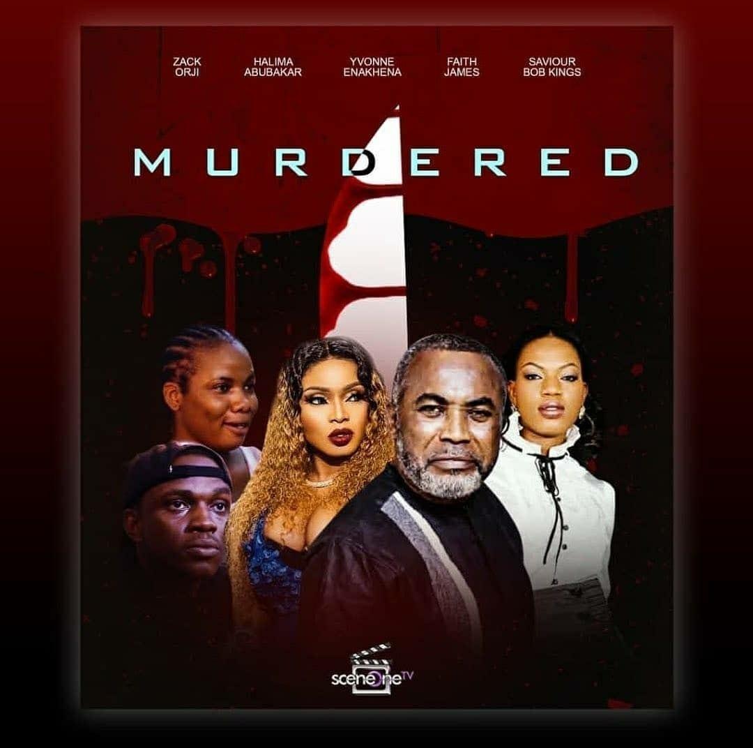 Murdered Full Nollywood Movie