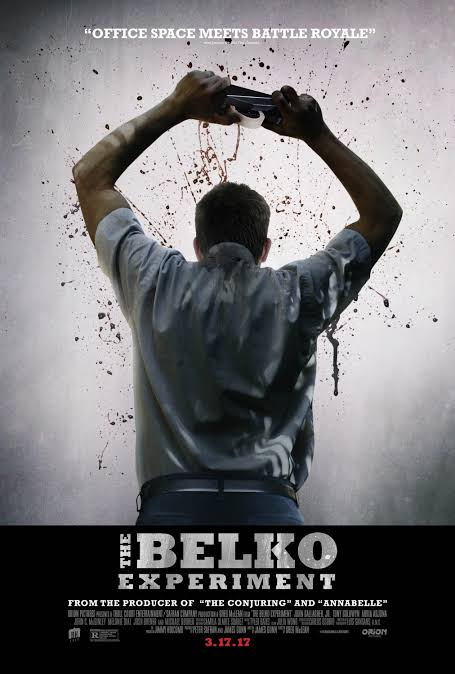 The Belko Experiment (2017) Full Hollywood Movie
