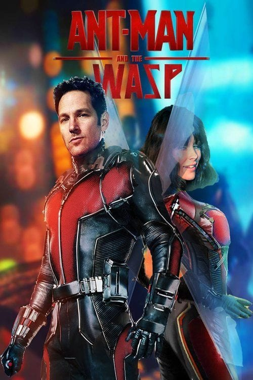Ant-Man and the Wasp (2018) Full Hollywood Movie