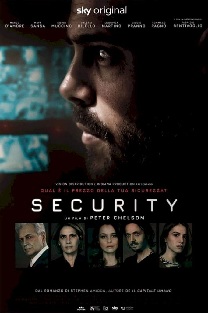 Movie: Security (2021) - Italian | Mp4 Download