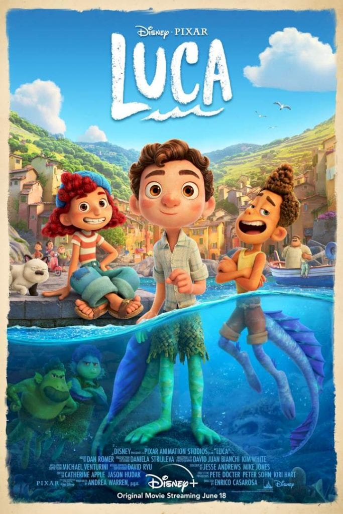 Movie: Luca (2021)   Mp4 Download