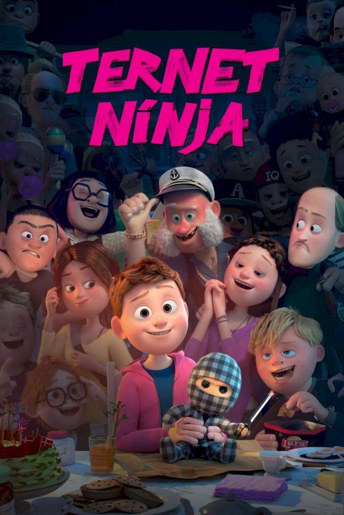 Movie: Ternet Ninja (2018)   Mp4 Download