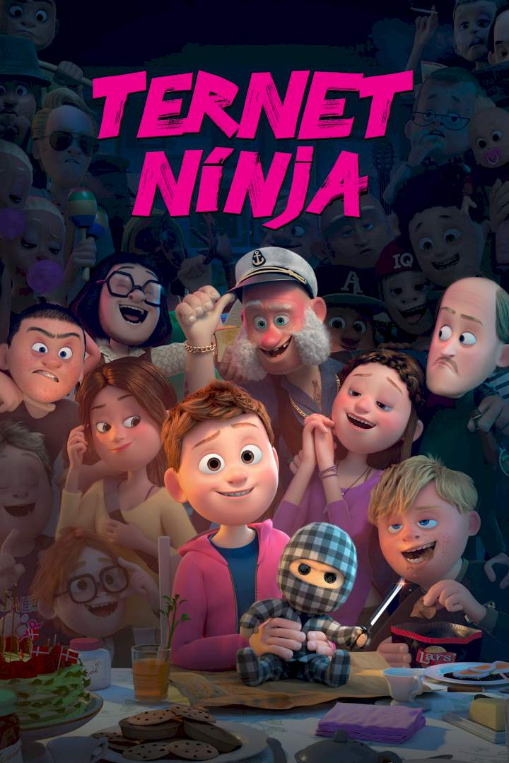 Movie: Ternet Ninja (2018) | Mp4 Download