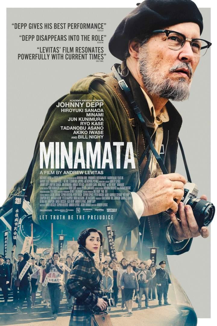 Movie: Minamata (2021) | Mp4 Download