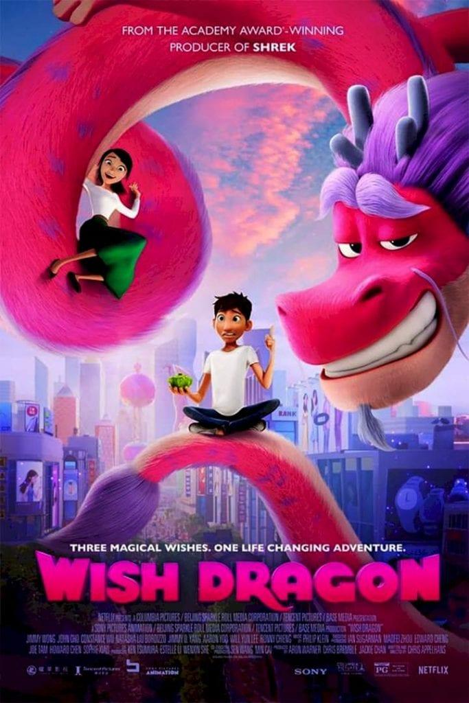 Movie: Wish Dragon (2021) | Mp4 Download