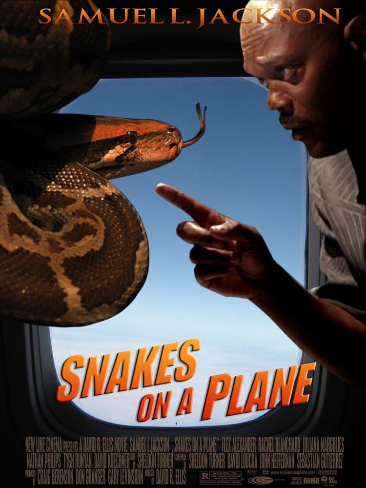 Movie: Snakes on a Plane (2006) | Mp4 Download