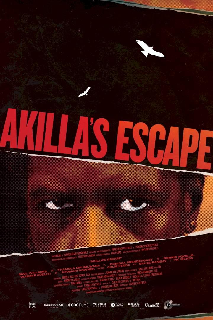 Movie: Akilla's Escape (2020)   Mp4 Download