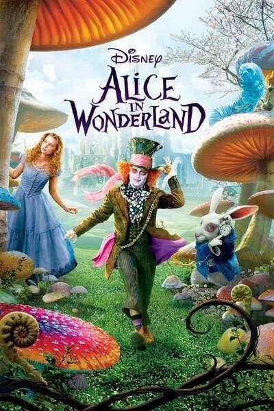 Movie: Alice in Wonderland (2010) | Mp4 Download