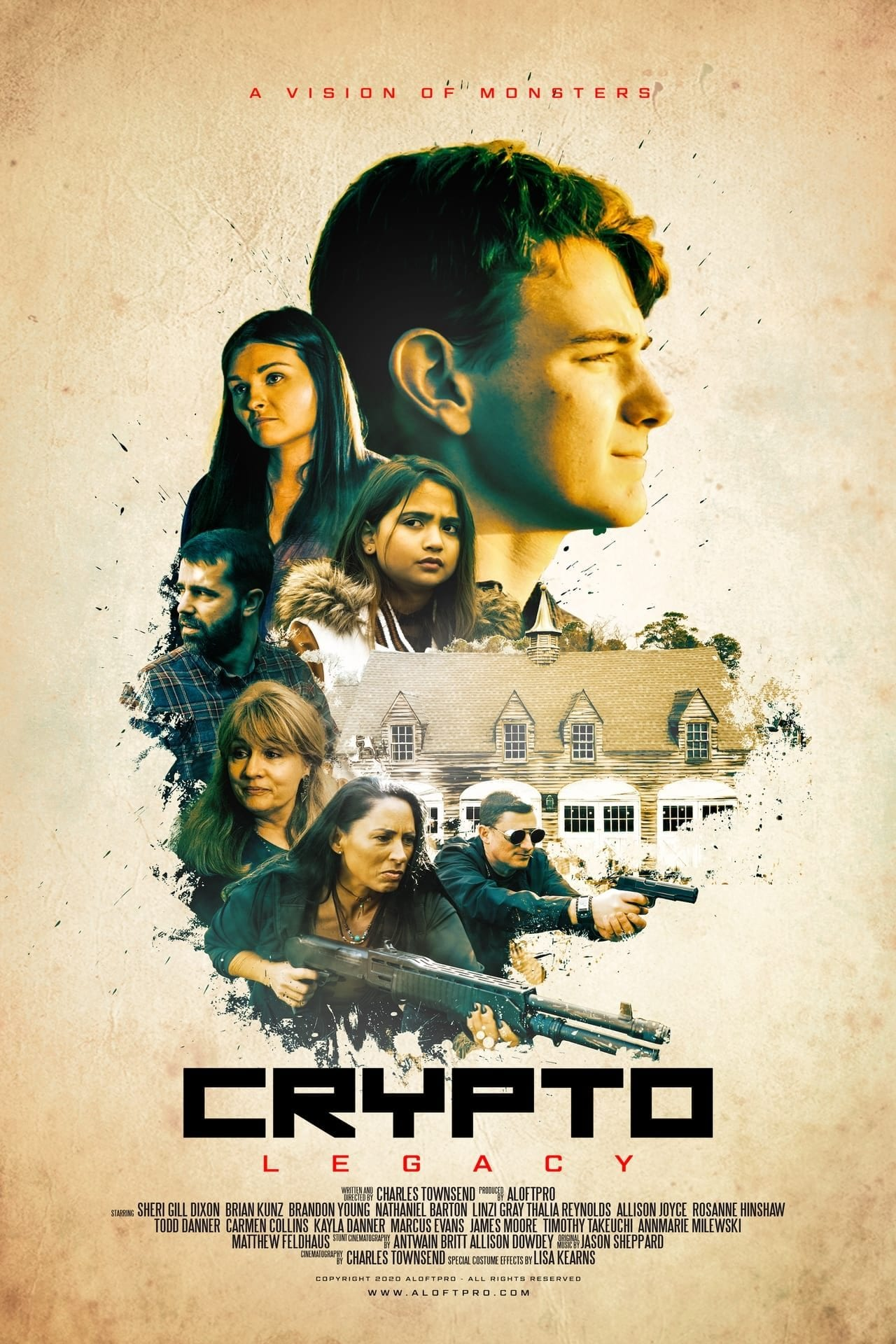 Movie: Crypto Legacy (2020) | Mp4 Download