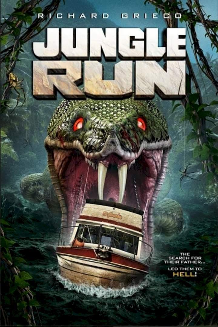Movie: Jungle Run (2021) | Mp4 Download