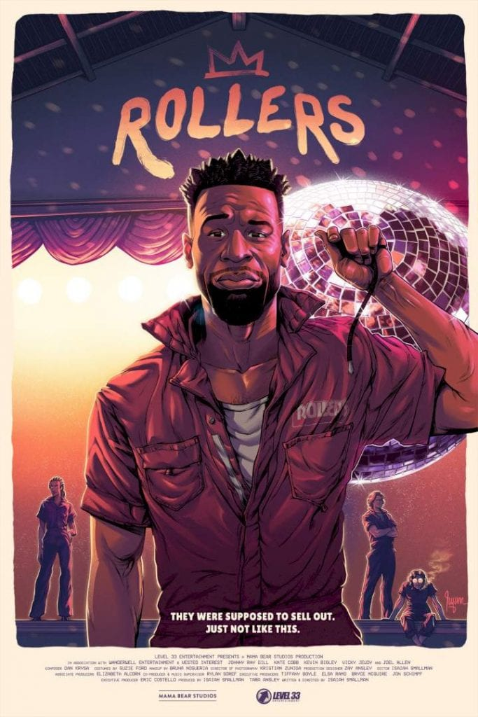 Movie: Rollers (2021)   Mp4 Download