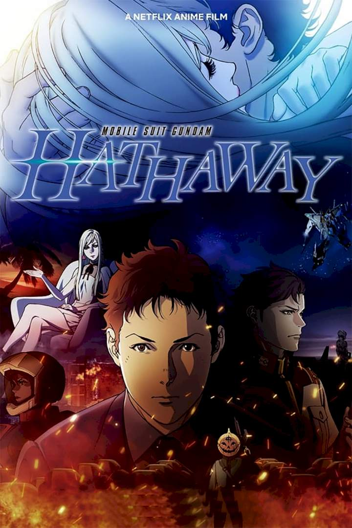 Mobile Suit Gundam: Hathaway (2021) Japanese | Mp4 Download