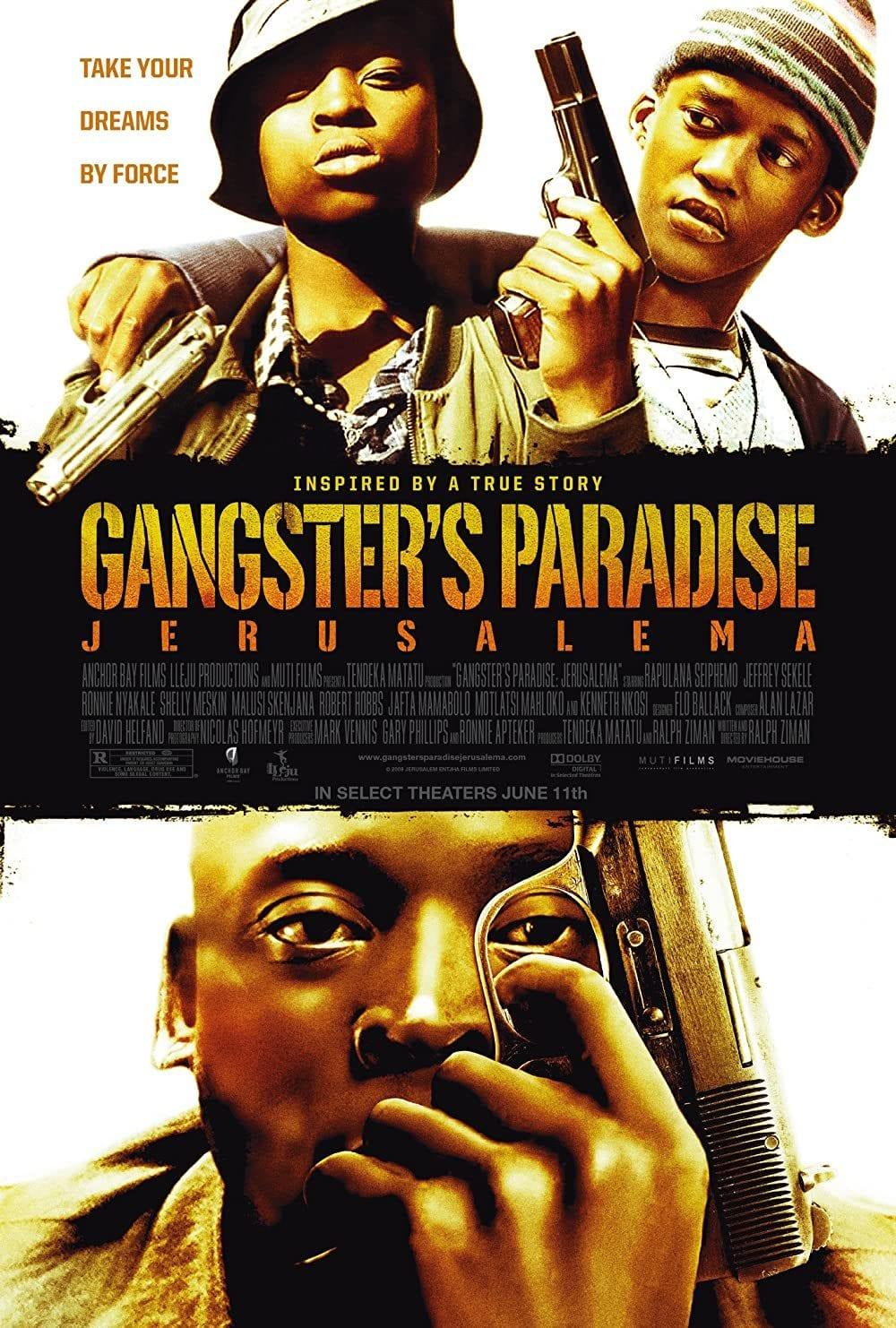 Gangster's Paradise: Jerusalema (2008) – SA Movie | Mp4 Download