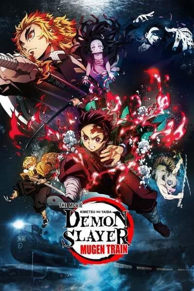 Demon Slayer the Movie: Mugen Train (2020) – Japanese | Mp4 Download