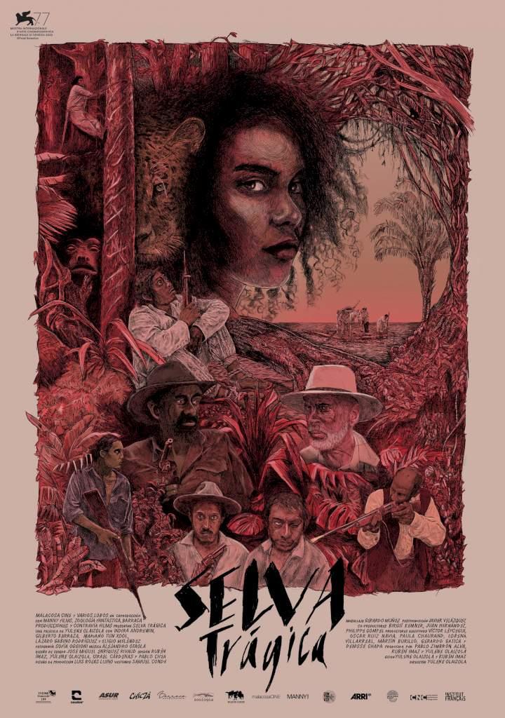 Movie: Tragic Jungle (2021) Spanish | Mp4 Download