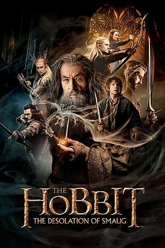 Movie: The Hobbit The Desolation of Smaug (2013) | Mp4 Download