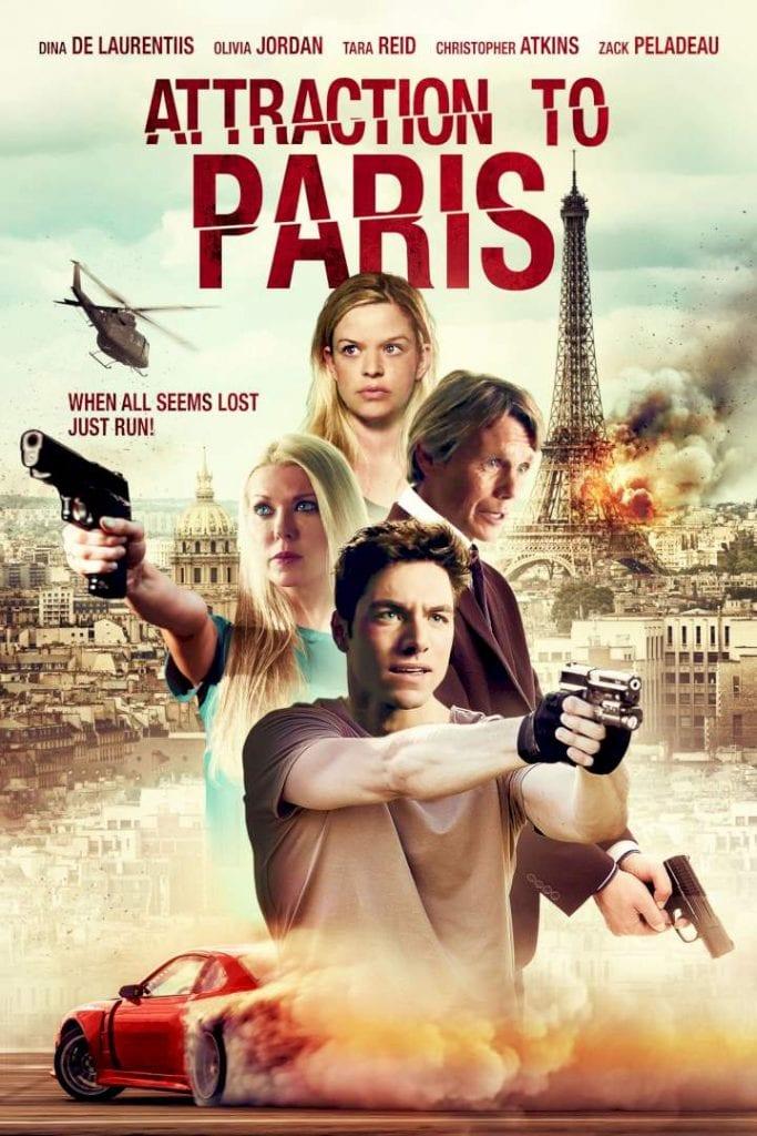 Movie: Attraction to Paris (2021)   Mp4 Download