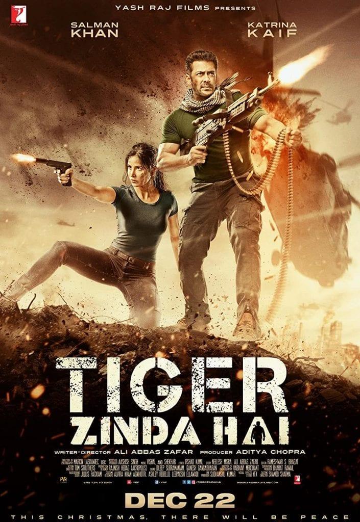 Tiger Zinda Hai (2017) – Bollywood Movie | Mp4 Download