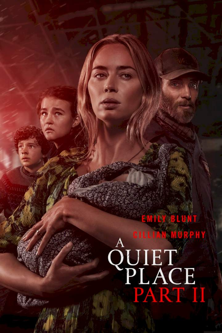 Movie: A Quiet Place Part II (2021) | HD Mp4 Download